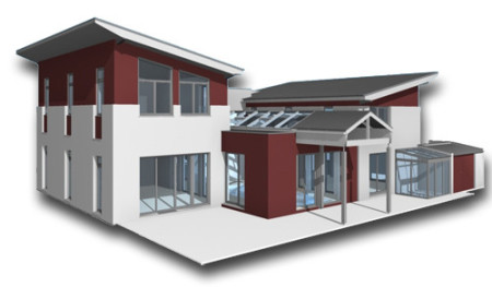 architekturmodellbau architekturmodelle hausmodell. Black Bedroom Furniture Sets. Home Design Ideas