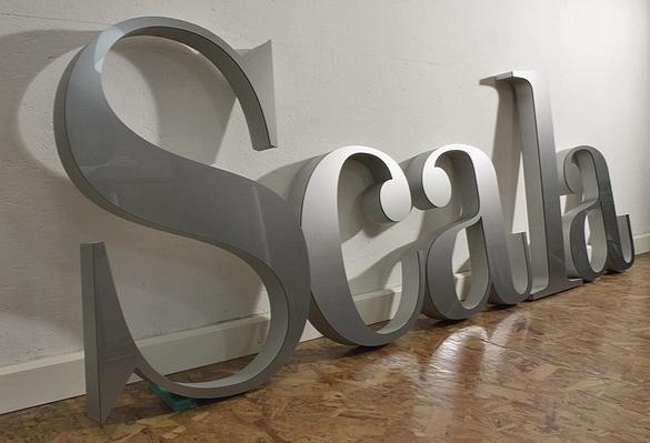 B3D-Studio, 3D Buchstaben, Styrodurbuchstaben, XPS Hartschaum Buchstaben, Styropor Buchstaben, XXL Buchstaben
