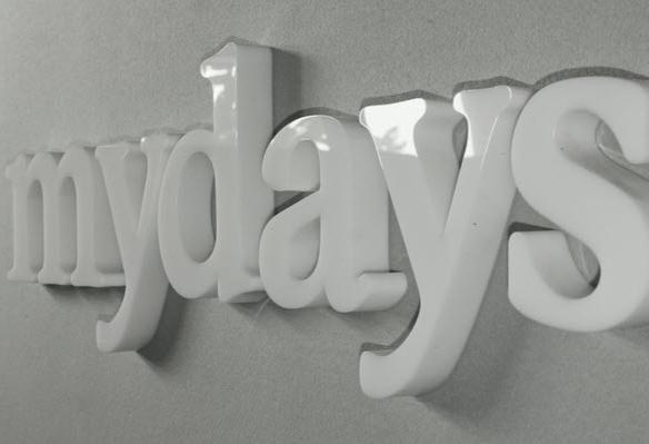 B3D-Studio, 3D Buchstaben, 3D Logo, Acrylglasbuchstaben, Plexiglas Buchstaben, Plastikbuchstaben, Buchstaben aus Kunststoff