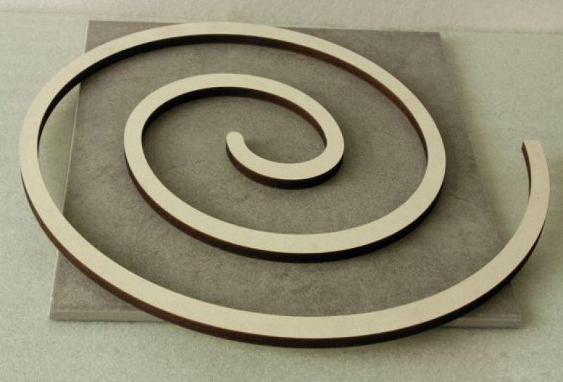 B3D-Studio: 3D Buchstaben, 3D Formen, Pappbuchstaben, 3D Logo aus Pappe, Pappebuchstaben, Pappelogo, Laserschnitt