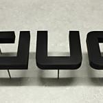 PVC Buchstaben