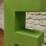 B3D-Studio: 3D Buchstaben, Styroporbuchstaben, EPS Buchstaben, Hartschaumbuchstaben