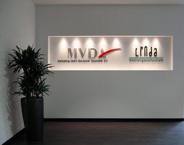 B3D-Studio: Dibond Schild, 3D Beschriftung, 3D Logo, 3D Buchstaben, Plexiglas Buchstaben, Acrylglasbuchstaben, Kunststoff Buchstaben