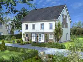 B3D-Studio: 3D Visualisierung, Perspektiven, Immobiliendarstellung, Immobilien Marketing