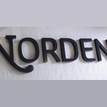 B3D-Studio: 3D Buchstaben, 3D Logos, Profilbuchstaben, Profil 01 Buchstaben, Aluminium Buchstaben, Metallbuchstaben, Reliefbuchstaben